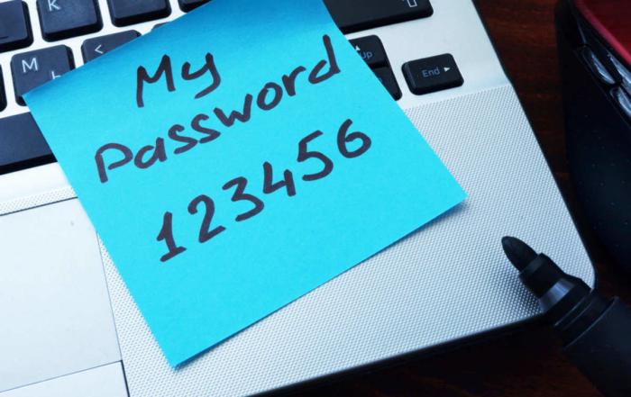 La madre di tutte le password