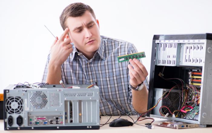 Non risolvere da soli i problemi IT