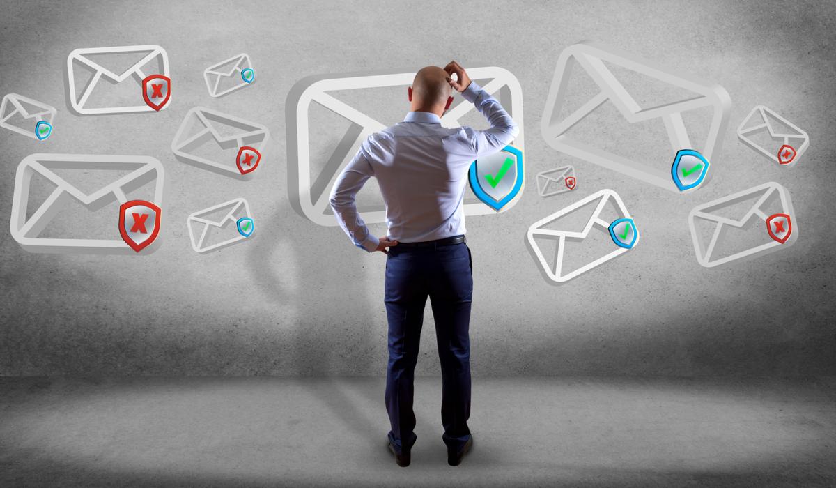 Era spam o era un cliente?